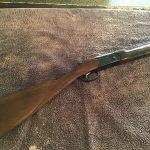"Beretta 686 Onyx 26"" barrels. Asking $1000"